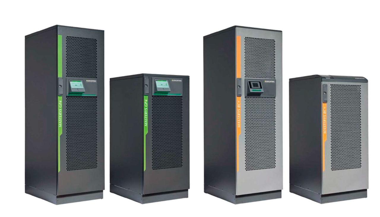 Instalaciones de UPS (SAI)